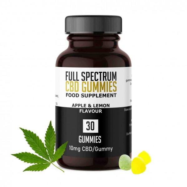 Full Spectrum CBD Sweets