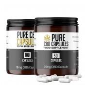 Pure CBD Capsules (8)