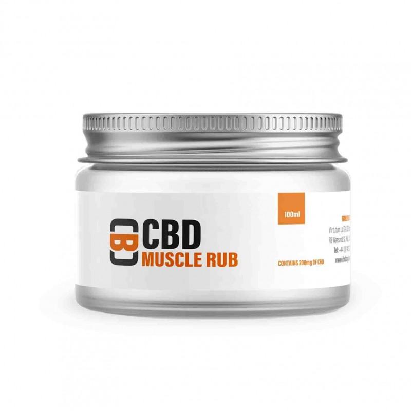 Cooling CBD Cream