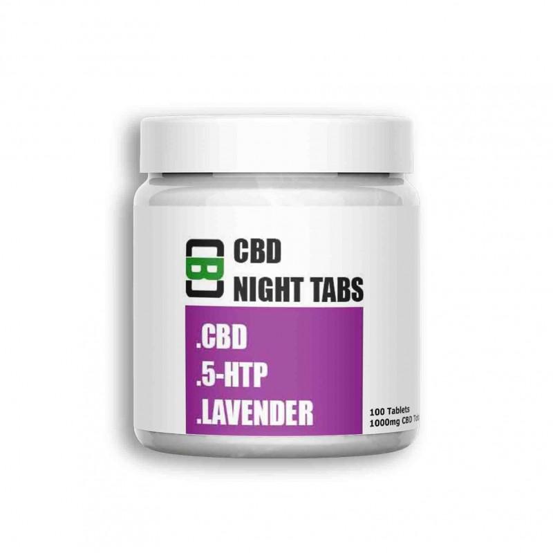 CBD Night Tabs