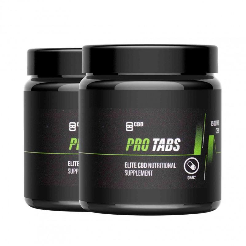 CBD Pro Tabs twin pack