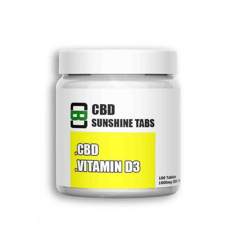 CBD Sunshine Tabs