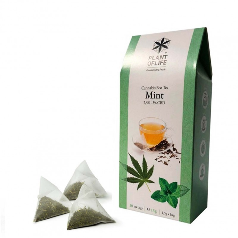 CBD Tea Mint