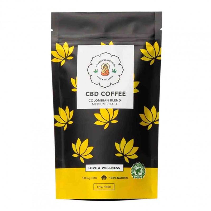 Cheerful Buddha CBD Coffee