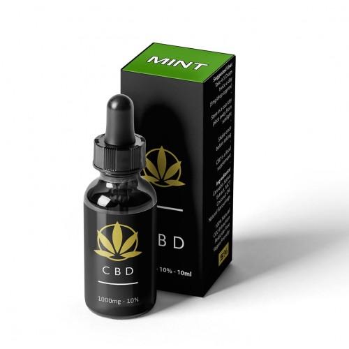 Mint CBD Oil UK