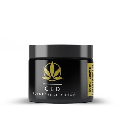 CBD-UK Heat & Joint Cream